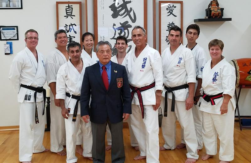 Seido Karate Group image Culver City Karate