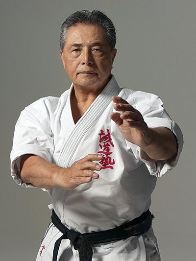 Kaicho Tadashi Nakamura